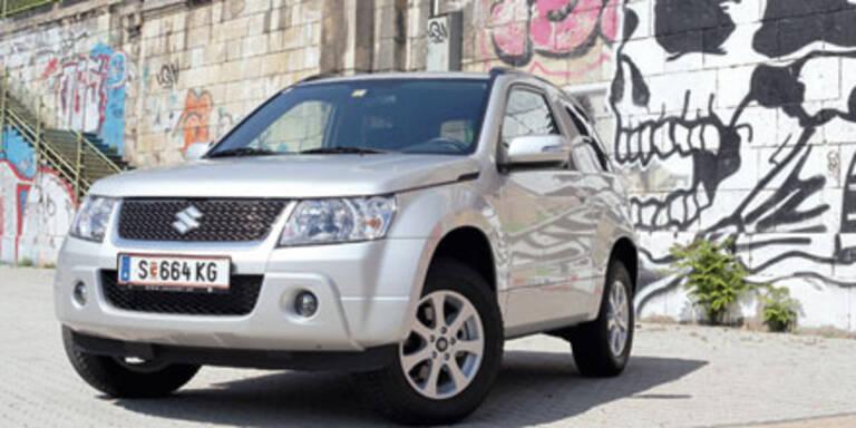 Suzuki Grand Vitara Diesel im Test