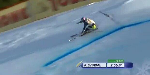Riesentorlauf Adelboden, 2. DG, Aksel Svindal
