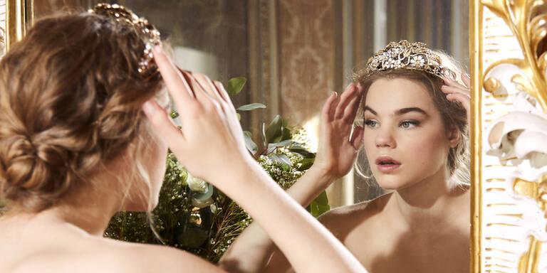 Opernball-Tiara 2018 von Dolce & Gabbana