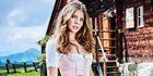 Swarovski: Kristall-Girlie zeigt ihre Kollektion