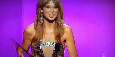 Taylor Swift räumt ab!