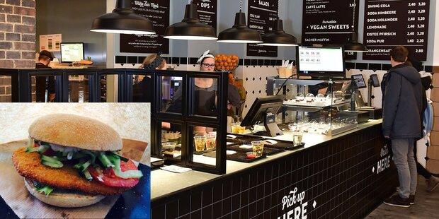 Neu: Veganes Fast Food jetzt in Wien