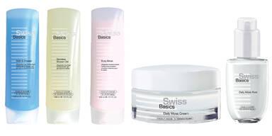 Schweizer Mineralstoffe für eine strahlende Haut
