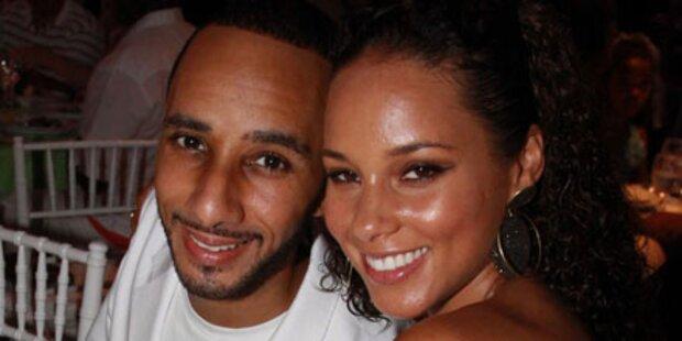 Alicia Keys & Swizz Beats verheiratet