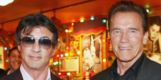 Schwarzenegger: Comeback mit Stallone