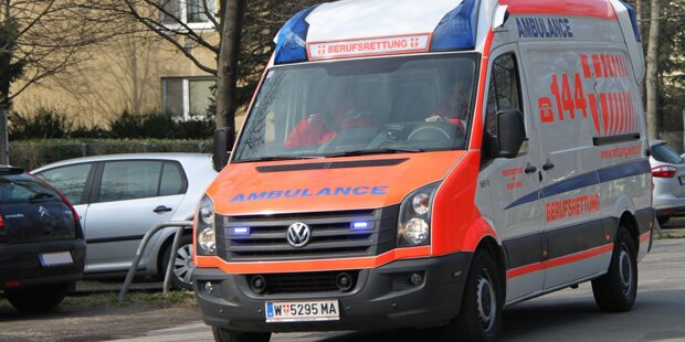 46-Jährige bei Unfall auf Wiener A22 schwer verletzt