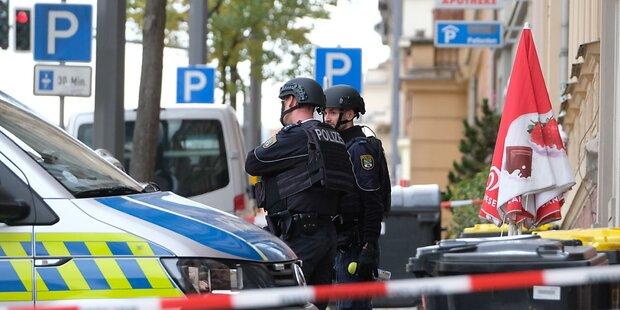Zwei Tote nach Schüssen vor Synagoge