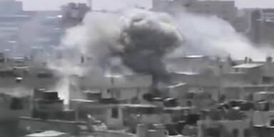 Fällt jetzt die Hauptstadt Damaskus?