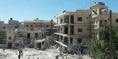 Syrien Geburtsklinik