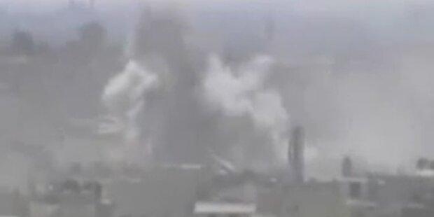 Über 200 Tote bei Massaker in Syrien