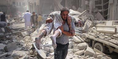 EU plant neue Russland-Sanktionen wegen Aleppo