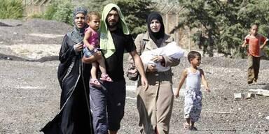 Damaskus: Massenpanik nach Armee-Feuer