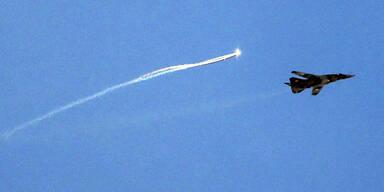 Syrien: Raketen auf russisches Flugzeug