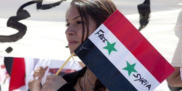 Fünf Zivilisten in Syrien erschossen