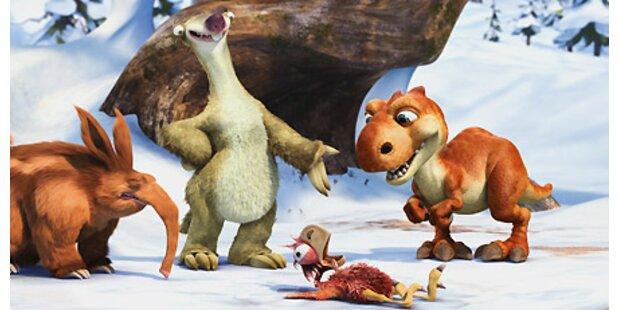 Jurassic Park in der Eiszeit