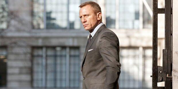 Feiern zum 50er von James Bond