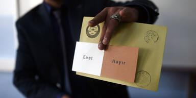 Türkei Abstimmung Ja Nein
