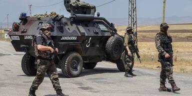 Türkei Soldaten