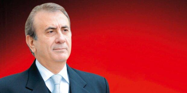 Die Türkei provoziert Österreich