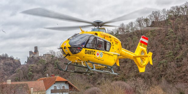 37-Jähriger bei Kletterunfall schwer verletzt