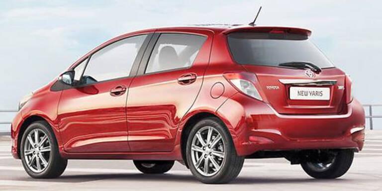 Alle Infos vom neuen Toyota Yaris