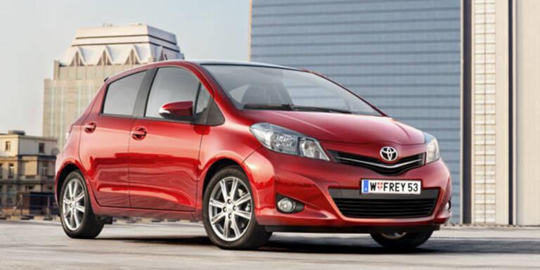 Jetzt startet der neue Toyota Yaris