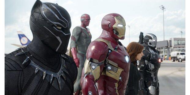 Kinotipp: The First Avenger - Civil War