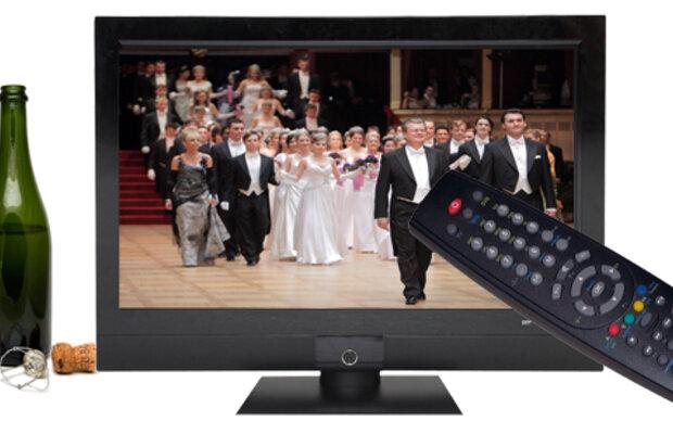 TV-Plan zum Opernball