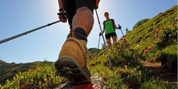 Alpinisten gerieten wegen Zeitumstellung in Not