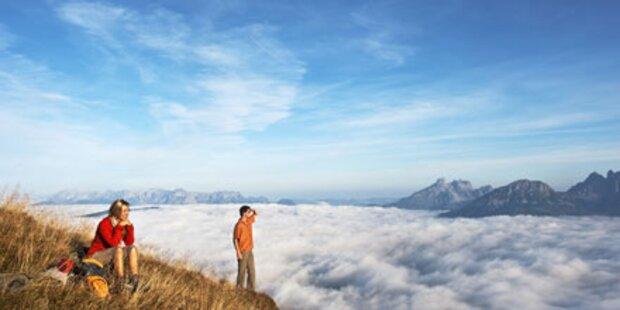 Österreichs schönste Wanderdörfer