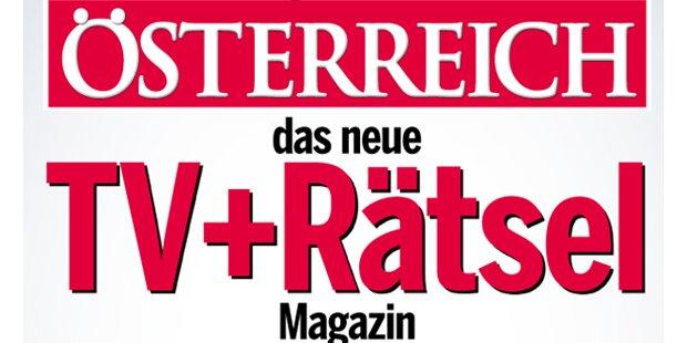 ÖSTERREICH startet das neue TV-Magazin