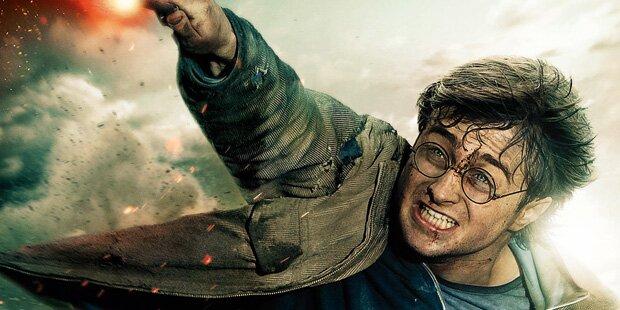 Heute Start für 8. Potter