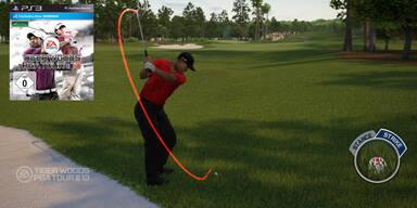 Tiger Woods PGA Tour 13 ist erhältlich