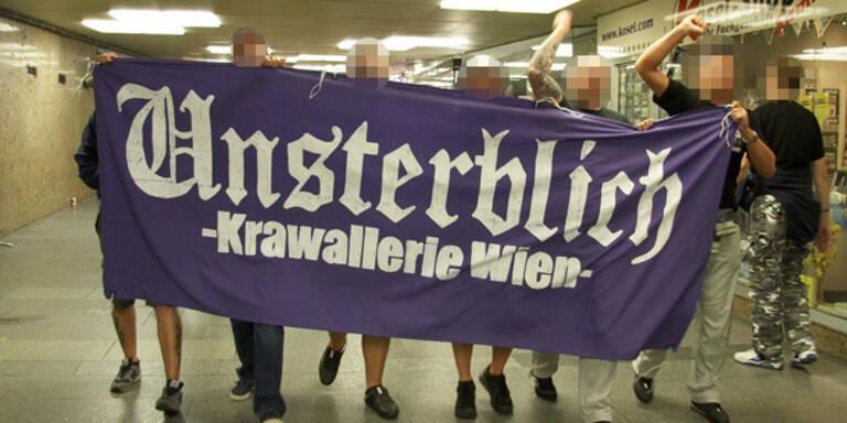 Austria distanziert sich von rechter Fangruppe