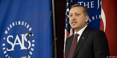 Türkischer Ministerpräsident
