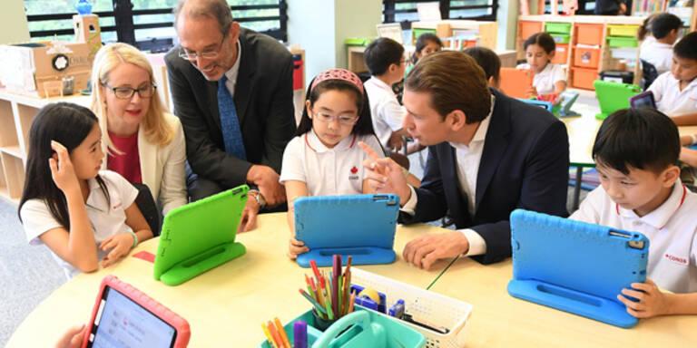 Gratis-Tablets für Schüler kommen