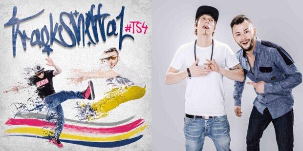 Trackshittaz feiern Album-Relase-Party