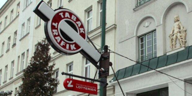 Wien: Trafik-Räuber schießt um sich
