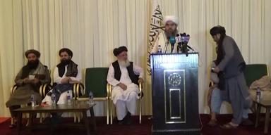 Busaidii tritt für Dialog mit Taliban ein