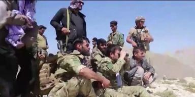 Taliban Widerstandskämpfer