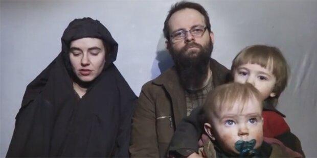Neue Videos von langjährigen Taliban-Geiseln