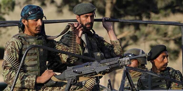 Taliban-Angriff auf Hotel nahe Kabul