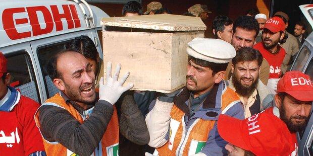 Pakistan kündigt 500 Hinrichtungen an