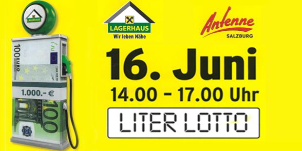 Das Lagerhaus Liter Lotto