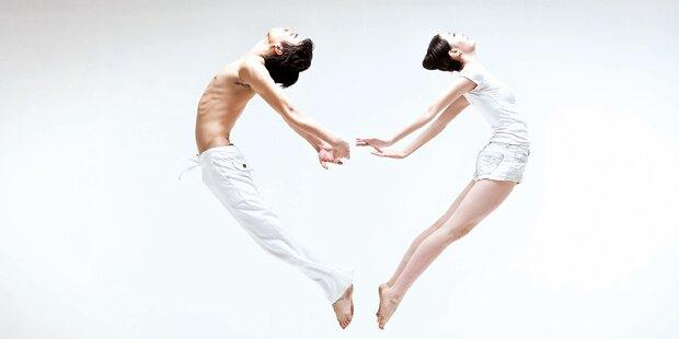 Tanzkurse zu gewinnen