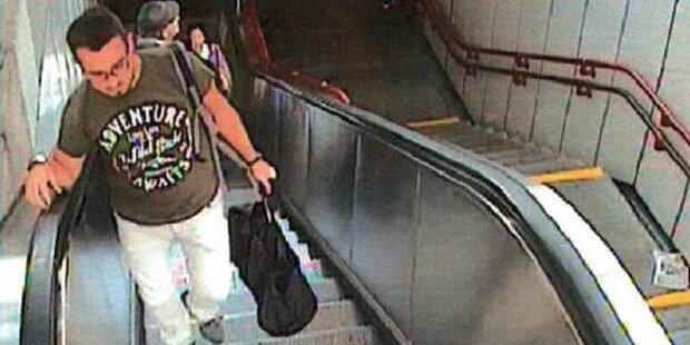 Wien: Mann wegen schweren Diebstahls gesucht