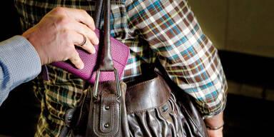 Taschendiebe: 100 Opfer jeden Tag