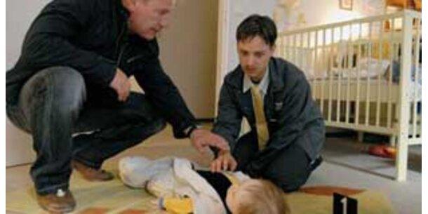 Kritik an Szene mit totem Baby