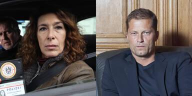 Tatort: Adele Neuhauser vs. Til Schweiger