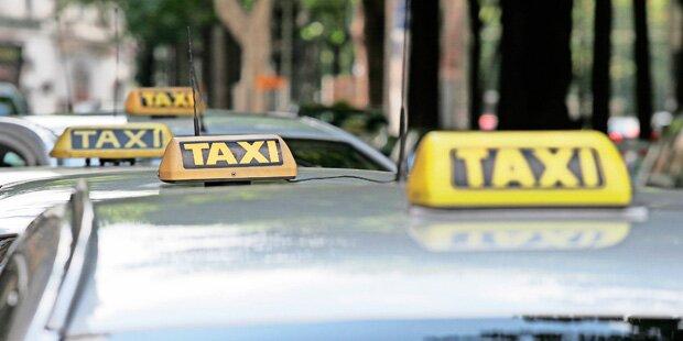 Polizist enterte Taxi für Jagd auf Scooter-Fahrer